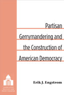 Cover image for 'Partisan Gerrymandering and the Construction of American Democracy'