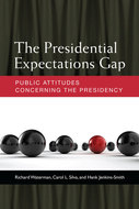 Book cover for 'The Presidential Expectations Gap'