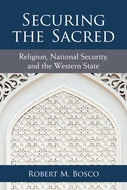 Book cover for 'Securing the Sacred'