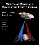 Book cover for 'Microwave Radar and Radiometric Remote Sensing'