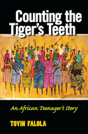 Cover image for 'Counting the Tiger's Teeth'