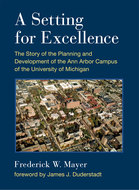 Book cover for 'A Setting For Excellence'