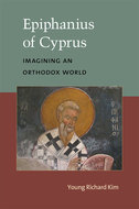 Book cover for 'Epiphanius of Cyprus'