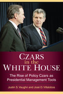Cover image for 'Czars in the White House'