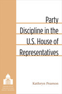 Book cover for 'Party Discipline in the U.S. House of Representatives'