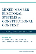 Mixed-Member Electoral Systems in Constitutional Context icon