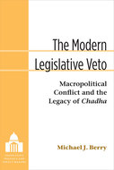 Cover image for 'The Modern Legislative Veto'