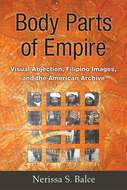 Cover image for 'Body Parts of Empire'