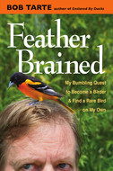 Book cover for 'Feather Brained'