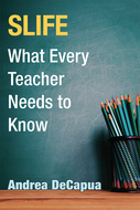 Book cover for SLIFE: What Every Teacher Needs to Know