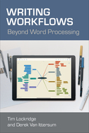 Book cover for 'Writing Workflows'