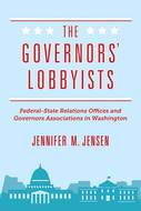 Book cover for 'The Governors' Lobbyists'