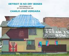 Cover image for 'Detroit Is No Dry Bones'