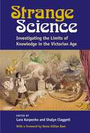 """Strange Science - Investigating the Limits of Knowledge in the Victorian Age"" icon"
