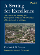 Book cover for 'A Setting For Excellence, Part II'