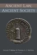 Book cover for 'Ancient Law, Ancient Society'
