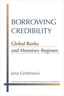 Cover image for 'Borrowing Credibility'