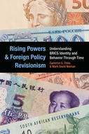 Cover image for 'Rising Powers and Foreign Policy Revisionism'