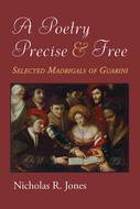 Cover image for 'A Poetry Precise and Free'