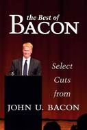 Book cover for 'The Best of Bacon'