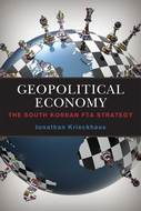 Book cover for 'Geopolitical Economy'