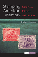 Book cover for 'Stamping American Memory'