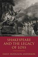 Cover image for 'Shakespeare and the Legacy of Loss'