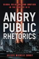 Product cover for 'Angry Public Rhetorics: Global Relations and Emotion in the Wake of 9/11'
