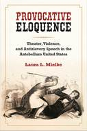 Cover image for 'Provocative Eloquence'