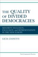 Cover image for 'The Quality of Divided Democracies'