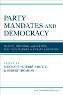 Cover image for 'Party Mandates and Democracy'
