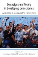 Cover image for 'Campaigns and Voters in Developing Democracies'