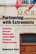 Product cover for 'Partnering with Extremists: Coalitions between Mainstream and Far-Right Parties in Western Europe'