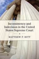 Cover image for 'Inconsistency and Indecision in the United States Supreme Court'