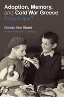 Book cover for 'Adoption, Memory, and Cold War Greece'