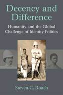 Book cover for 'Decency and Difference'