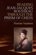 Book cover for 'Reading Jean-Jacques Rousseau through the Prism of Chess'