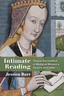 Book cover for 'Intimate Reading'
