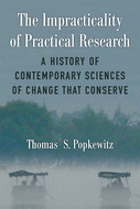 Book cover for 'The Impracticality of Practical Research'