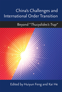 Cover image for 'China's Challenges and International Order Transition'