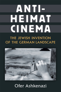 Book cover for 'Anti-Heimat Cinema'