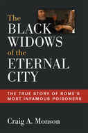 Cover image for 'The Black Widows of the Eternal City'
