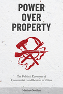 Cover image for 'Power over Property'