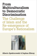 Book cover for 'From Multiculturalism to Democratic Discrimination'