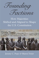 Book cover for 'Founding Factions'