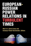 Cover image for 'European-Russian Power Relations in Turbulent Times'