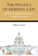 Book cover for 'The Politics of Herding Cats'