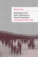Book cover for 'Bankruptcy and Debt Collection in Liberal Capitalism'