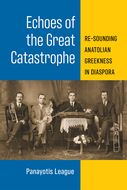 Book cover for 'Echoes of the Great Catastrophe'