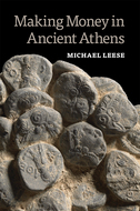 Cover image for 'Making Money in Ancient Athens'